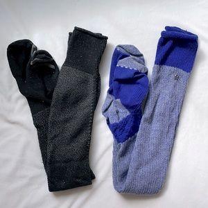 Lululemon thigh-high socks